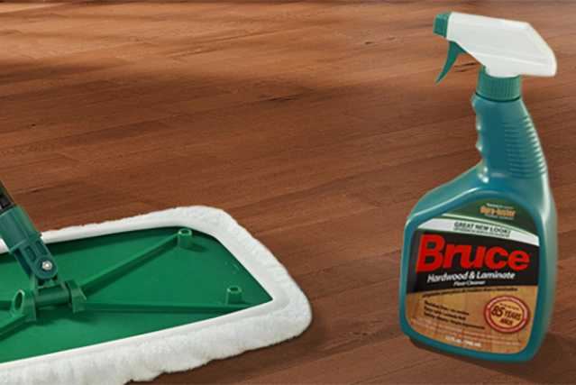 Floor Care Products Bruce