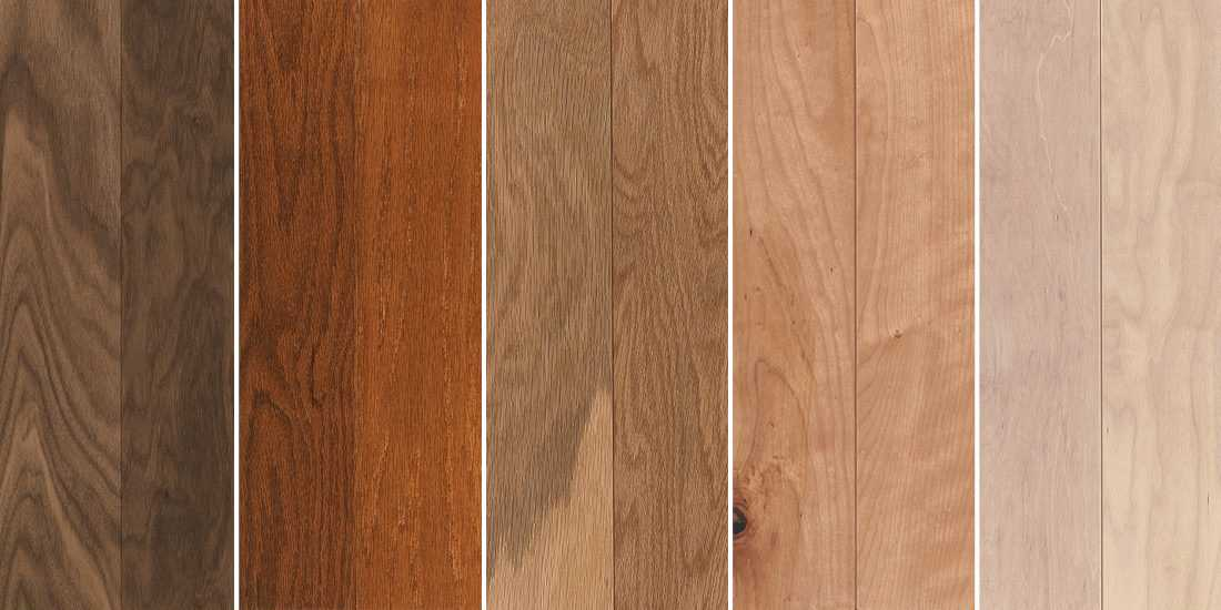Some Show More Natural Character Than Others Color And Graining Patterns Vary Impact The Floor S Overall Look