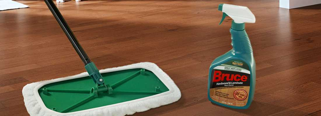 Clean And Protect Hardwood Flooring