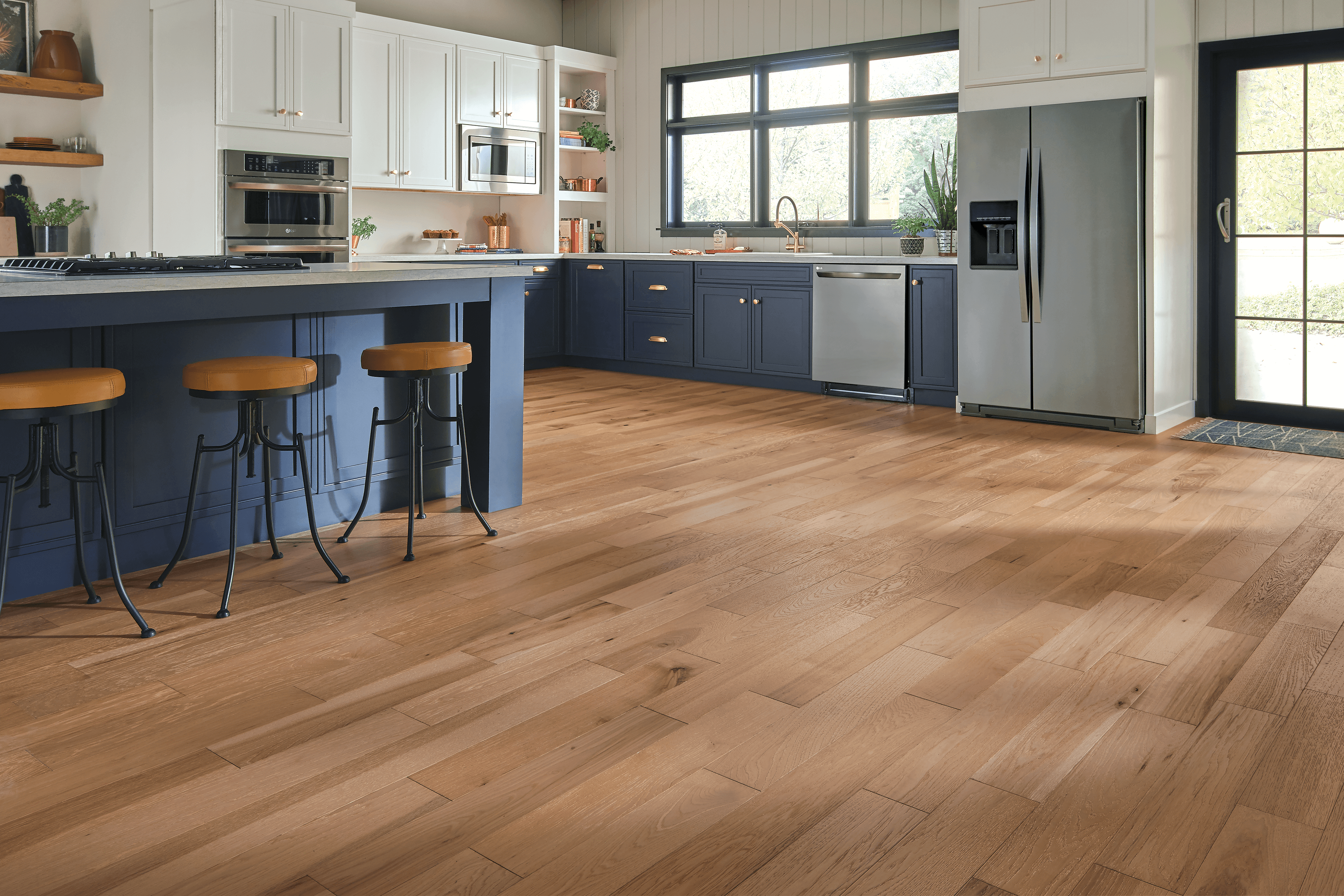 Hardwood Flooring Room Inspiration Guide | Bruce