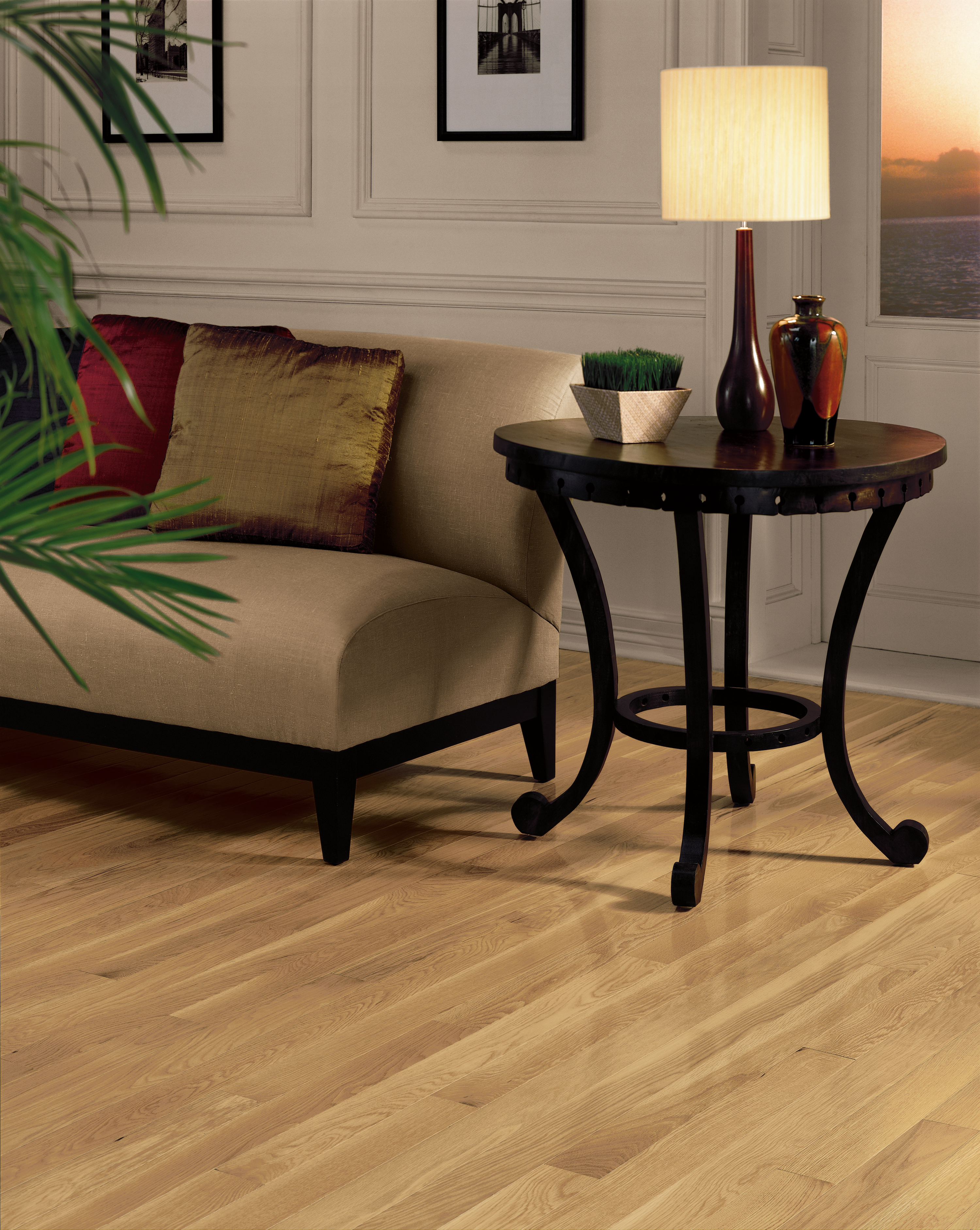 America's Best Choice 150 Series Natural Solid Hardwood ABC1400