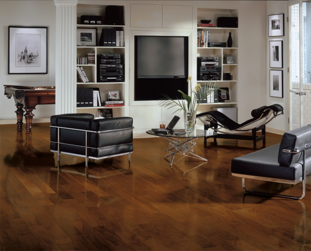 Turlington American Exotics Autumn Brown Engineered Hardwood E3338EE